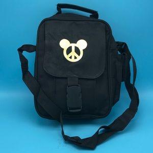 Handbags - Mickey Mouse PEACE SIGN Travel Crossbody Bag NWOT